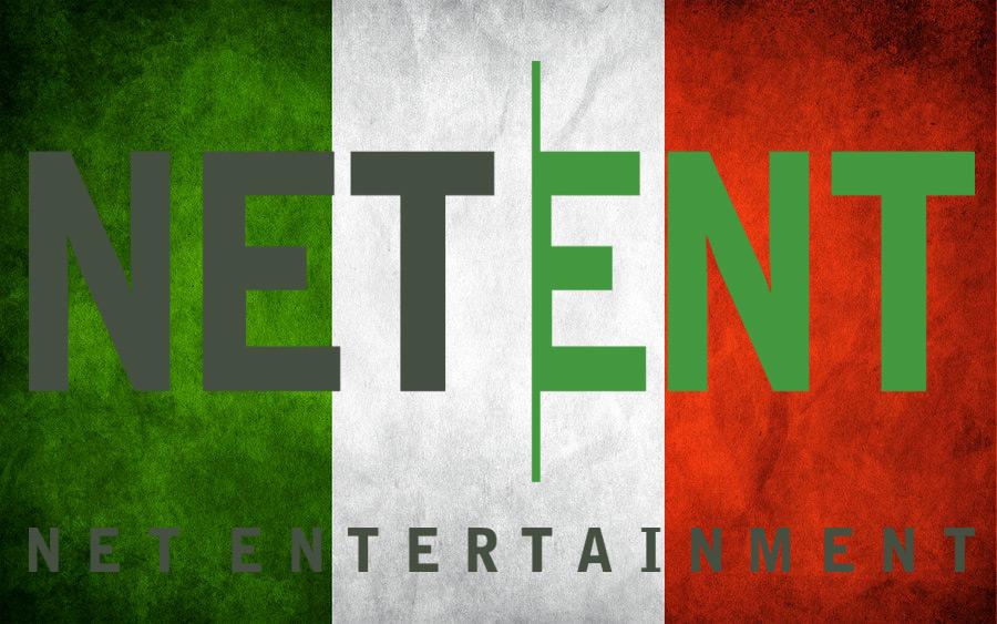 NetEnt Casinos Italien