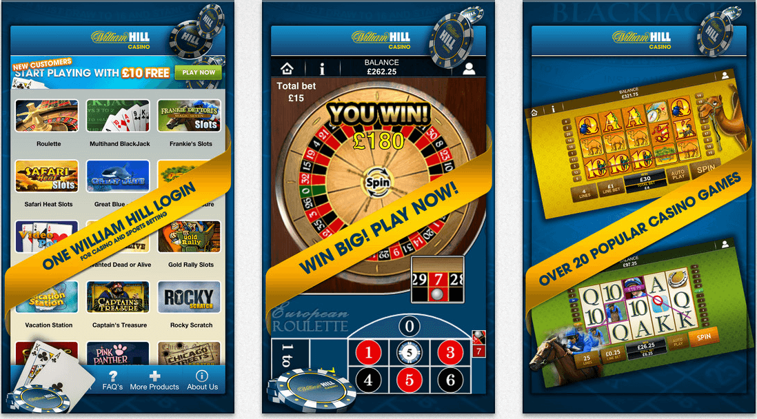 iPhone Casino Apps