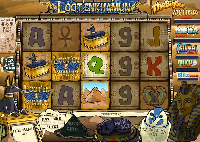 LootEn Khamun Jackpot