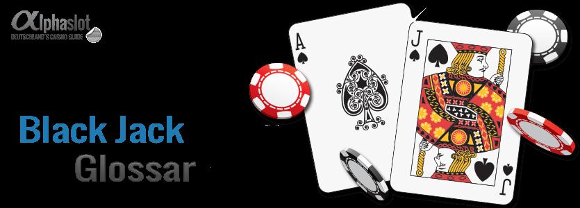 blackjack glossar