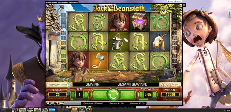Dragons Treasure - 5 Walzen Online Slots legal spielen OnlineCasino Deutschland