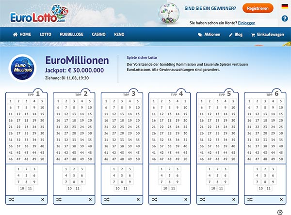 euromillions online spielen lotto tickets f r euro millions lotterie. Black Bedroom Furniture Sets. Home Design Ideas