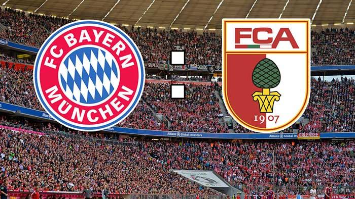 Bayern gegen Augsburg