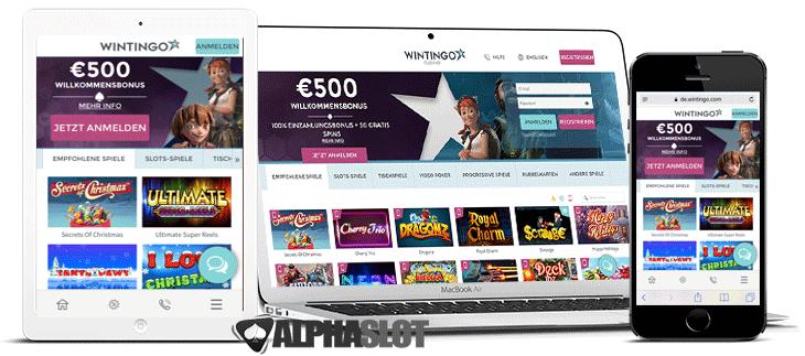 Internet Casinos Wintingo