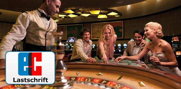 Casino Lastschrift