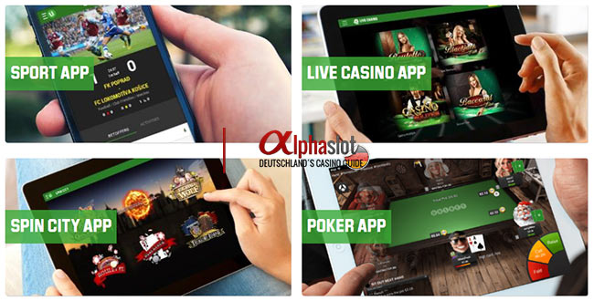 unibet casino apps