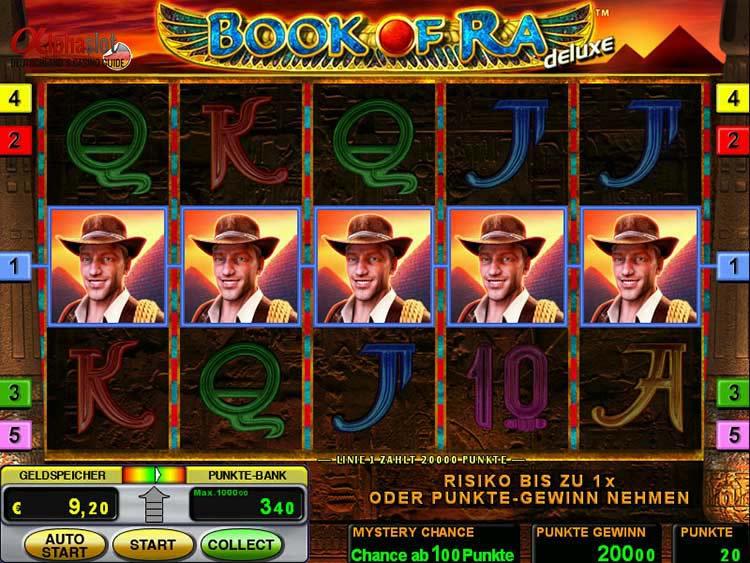 book of ra gaminator