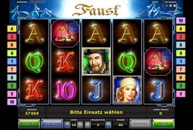 Faust Spiel