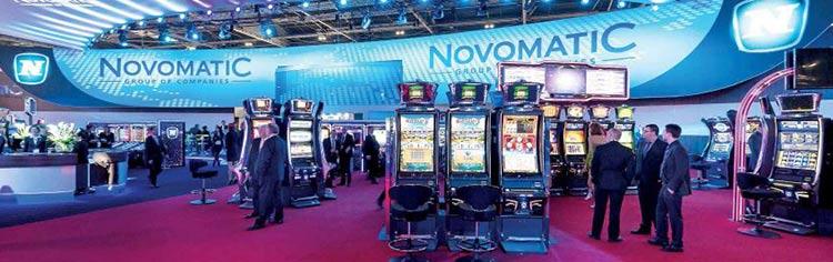 novomatic ice gaming