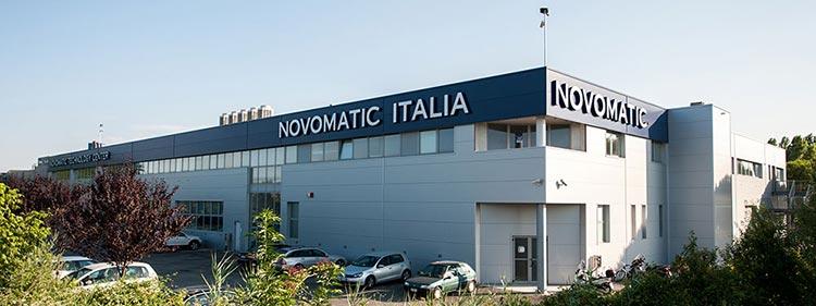 novomatic italia