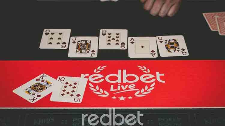 redbet poker