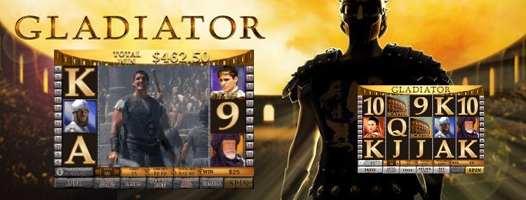 Spiele Gladiator Arena - Video Slots Online