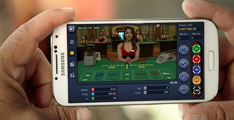 Mobile Live Casinos