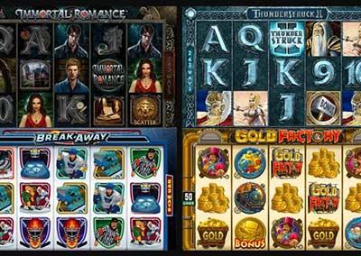Luxury Casino Spiele