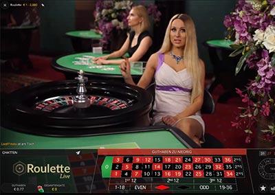 vera und john live roulette