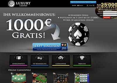 Casino Rewards Luxury