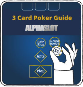 3 card poker guide