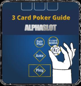 3 card poker guide