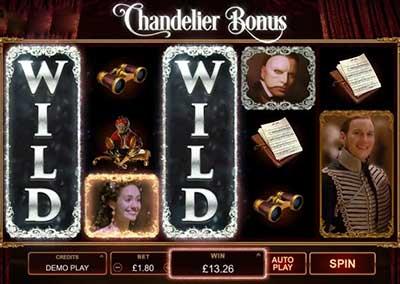 chandelier bonus